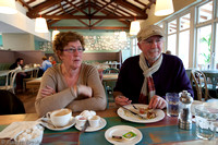 Lunch at Avoca